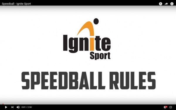 How to play Speedball